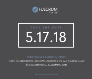 Fulcrum Health - Save the Date: March 17, 2018 - Symposium and Annual Meeting