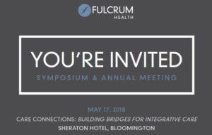 You're invited: Fulcrum Health Symposium & Annual Meeting